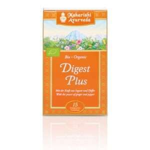 Digest Plus -tee (luomu)