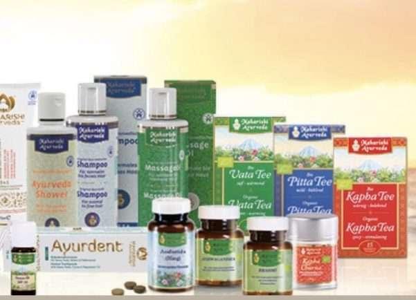 Ayurveda-tuotteet