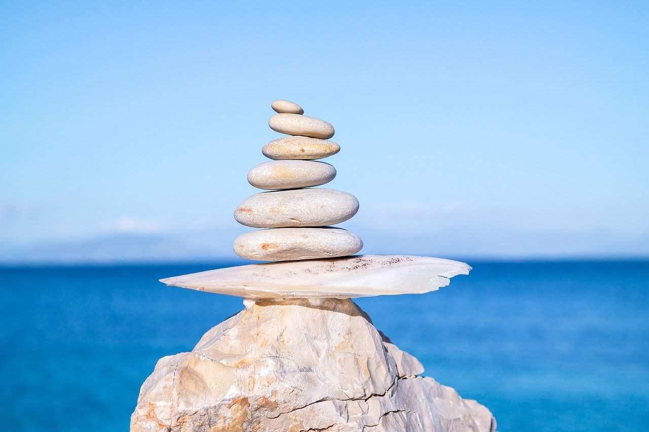 Henkinen hyvinvointi on tasapainoa